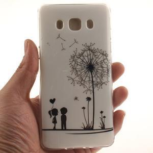 Gelový obal na mobil Samsung Galaxy J5 (2016) - láska - 5