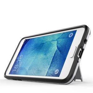 Odolný kryt pre mobil Samsung Galaxy J5 (2016) - strieborny - 5