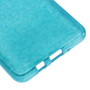 Brushed gelový obal na mobil Samsung Galaxy J5 (2016) - modrý - 5