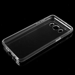 Transparentný gélový obal pre mobil Samsung Galaxy J5 (2016) - 5
