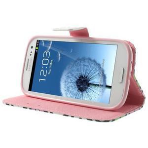 Funy puzdro pre mobil Samsung Galaxy S3 - lebky - 5
