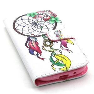 Knížkové puzdro pre mobil Samsung Galaxy S3 - snívanie - 5