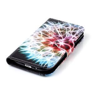 Emotive peněženkové pouzdro na Samsung Galaxy S3 - odkvetlá pampeliška - 5
