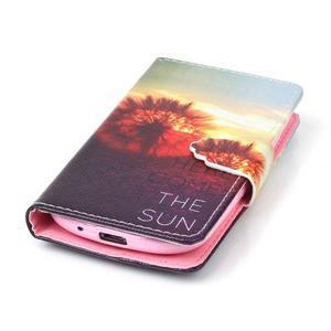 Emotive puzdro pre mobil Samsung Galaxy S3 mini - východ slnka - 5