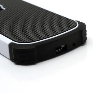 Outdoor odolný obal pre mobil Samsung Galaxy S3 mini - biely - 5