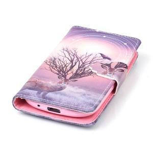 Emotive puzdro pre mobil Samsung Galaxy S3 mini - mystický jelen - 5