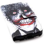 Standy peněženkové pouzdro na Samsung Galaxy S4 - monstrum - 5/7