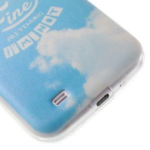 Ultratenký slim gélový obal pre Samsung Galaxy S4 - Fine - 5