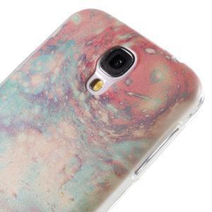 Ultratenký slim gélový obal pre Samsung Galaxy S4 - malba - 5