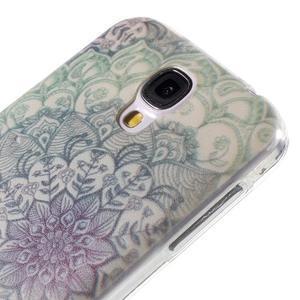 Ultratenký slim gelový obal na Samsung Galaxy S4 - galaxie - 5