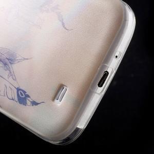 Slim gelový obal na mobil Samsung Galaxy S4 - dream - 5
