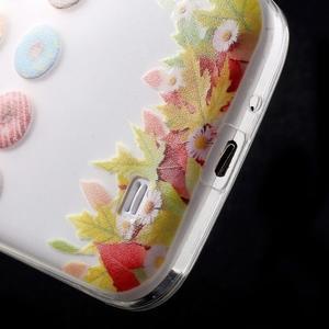 Slim gélový obal pre mobil Samsung Galaxy S4 - donuts - 5