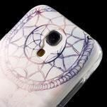 Gelový obal na mobil Samsung Galaxy S4 mini - lapač snů - 5/5