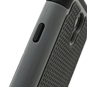 Extreme odolný kryt pre mobil Samsung Galaxy S4 mini - šedý - 5