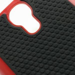 Extreme odolný kryt pre mobil Samsung Galaxy S4 mini - červený - 5