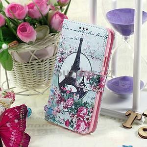 Ochranné puzdro pre mobil Samsung Galaxy S5 - Eiffelova veža - 5