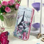 Ochranné puzdro pre mobil Samsung Galaxy S5 - Eiffelova veža - 5/6