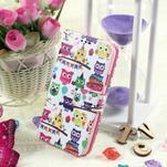 Ochranné pouzdro na mobil Samsung Galaxy S5 - sovičky - 5/6