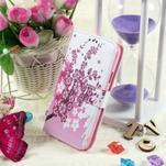 Ochranné pouzdro na mobil Samsung Galaxy S5 - kvetoucí větvička - 5/6