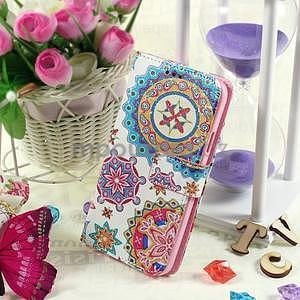 Ochranné puzdro pre mobil Samsung Galaxy S5 - mandala - 5