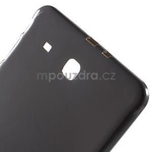 Gélový obal na tablet Samsung Galaxy Tab E 9.6 - šedý - 5