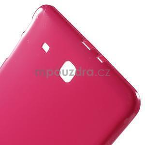 Gélový obal na tablet Samsung Galaxy Tab E 9.6 - rose - 5