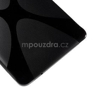 X-line gélové puzdro na tablet Samsung Galaxy Tab E 9.6 - čierne - 5