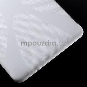 X-line gélové puzdro pre tablet Samsung Galaxy Tab E 9.6 - biele - 5