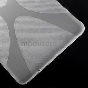 X-line gélové puzdro na tablet Samsung Galaxy Tab E 9.6 - transparentný - 5