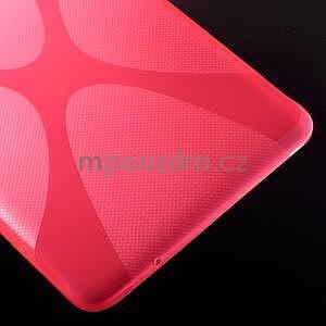 X-line gélové puzdro na tablet Samsung Galaxy Tab E 9.6 - rose - 5