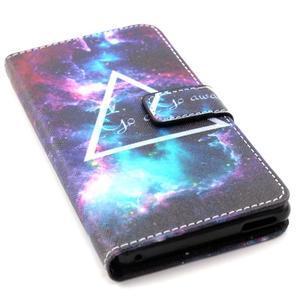 Puzdro na mobil Sony Xperia M4 Aqua - triangl - 5