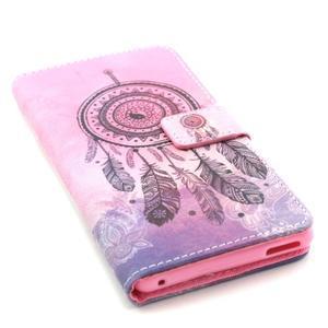 Puzdro na mobil Sony Xperia M4 Aqua - lapač snů - 5