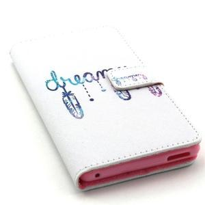 Puzdro pre mobil Sony Xperia M4 Aqua - snívanie - 5