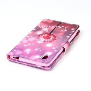 Emotive puzdro pre mobil Sony Xperia M4 Aqua - púpava - 5