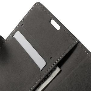 Puzdro pre mobil Sony Xperia X Performance - čierne - 5