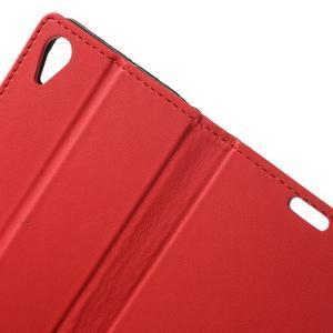 Puzdro na mobil Sony Xperia X Performance - červené - 5