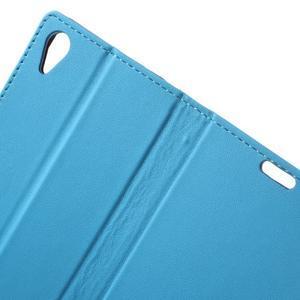 Puzdro na mobil Sony Xperia X Performance - modré - 5