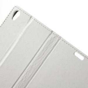 Cardy puzdro pre mobil Sony Xperia XA - biele - 5