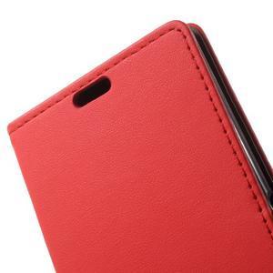 Cardy puzdro pre mobil Sony Xperia XA - červené - 5