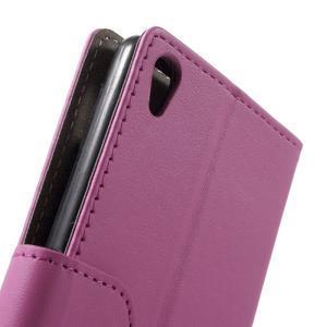 Cardy puzdro pre mobil Sony Xperia XA - rose - 5