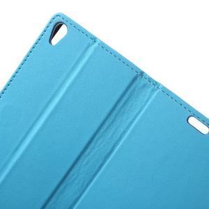 Cardy pouzdro na mobil Sony Xperia XA - modré - 5
