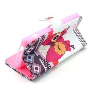 Puzdro na mobil Sony Xperia Z1 Compact - sovča - 5