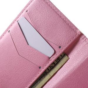 Pictu Peňaženkové puzdro pre Sony Xperia Z3 Compact - vtáčik v kleci - 5