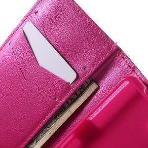 Pictu peněženkové pouzdro na Sony Xperia Z3 Compact - srdce - 5
