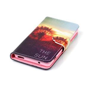 Emotive knížkové pouzdro na Sony Xperia Z3 Compact - východ slunce - 5