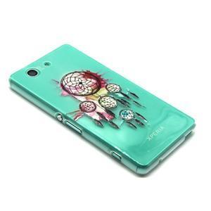 Gelový obal na mobil Sony Xperia Z3 Compact - lapač snů - 5