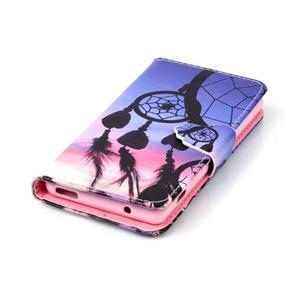 Emotive knížkové puzdro pre Sony Xperia Z3 Compact - lapač snov - 5