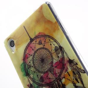 Gélový obal pre mobil Sony Xperia Z3 - dream - 5