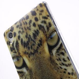 Gelový obal na mobil Sony Xperia Z3 - leopard - 5