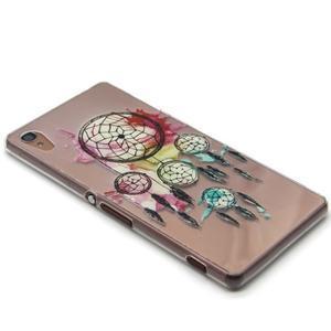 Gelový obal na mobil Sony Xperia Z3 - lapač snů - 5